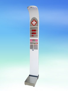 HW-900Y Ultrasonic Height and Weight Machine